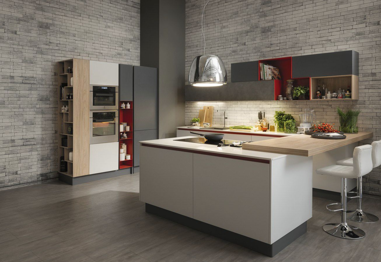 Emejing Cucine A U Photos - Design & Ideas 2017 - candp.us